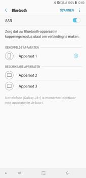 Samsung galaxy-j4-plus-dual-sim-sm-j415fn - Bluetooth - Headset, carkit verbinding - Stap 10