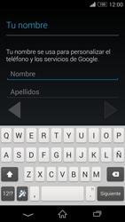 Sony Xperia Z3 - Aplicaciones - Tienda de aplicaciones - Paso 5