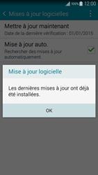 Samsung Galaxy A3 (2016) - Réseau - Installation de mises à jour - Étape 10