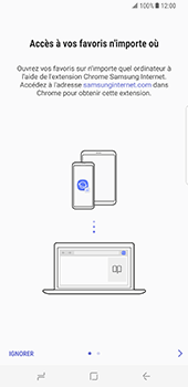 Samsung Galaxy S8 Plus - Internet - configuration manuelle - Étape 23