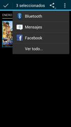 Sony Xperia J - Bluetooth - Transferir archivos a través de Bluetooth - Paso 8