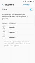 Samsung Galaxy S6 Edge - Android Nougat - WiFi et Bluetooth - Jumeler votre téléphone avec un accessoire bluetooth - Étape 7