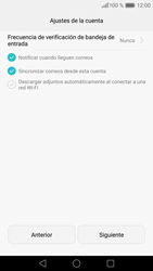 Huawei P9 Lite - E-mail - Configurar Yahoo! - Paso 9