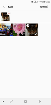 Samsung Galaxy J6 - E-mails - Envoyer un e-mail - Étape 17