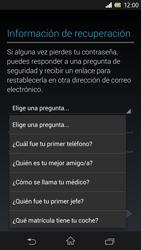 Sony Xperia Z - Primeros pasos - Activar el equipo - Paso 31