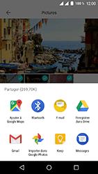 Wiko Tommy 2 - Photos, vidéos, musique - Envoyer une photo via Bluetooth - Étape 10