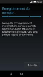 HTC Desire 510 - Premiers pas - Créer un compte - Étape 22