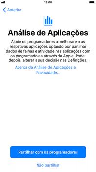 Apple iPhone 7 Plus - iOS 12 - Primeiros passos - Como ligar o telemóvel pela primeira vez -  25