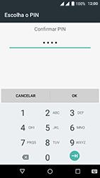 Wiko Fever 4G - Segurança - Como ativar o código de bloqueio do ecrã -  9