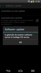 LG D955 G Flex - Software updaten - Update installeren - Stap 12