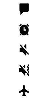 Samsung Galaxy A8 - Premiers pas - Comprendre les icônes affichés - Étape 17