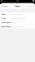 Apple iphone-7-met-ios-13-model-a1778 - E-mail - Handmatig instellen - Stap 8