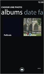 Nokia Lumia 710 - E-mail - envoyer un e-mail - Étape 9