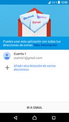 Sony Xperia XZ - Android Nougat - E-mail - Configurar Gmail - Paso 15