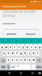 Wiko Rainbow Jam DS - Email - Configurar a conta de Email -  15