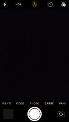 Apple iPhone 5s - iOS 11 - Photos, vidéos, musique - Créer une vidéo - Étape 3