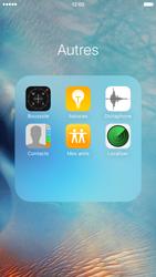 Apple iPhone 6s - Contact, Appels, SMS/MMS - Ajouter un contact - Étape 4