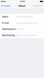 Apple iPhone 5c iOS 10 - E-mail - Account instellen (POP3 met SMTP-verificatie) - Stap 7