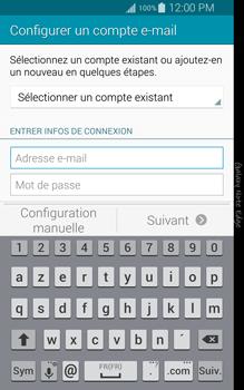 Samsung N915FY Galaxy Note Edge - E-mail - Configuration manuelle - Étape 5