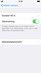 Apple iPhone SE - iOS 11 - Buitenland - Internet in het buitenland - Stap 7