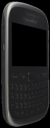 BlackBerry 9320 - Premiers pas - Découvrir les touches principales - Étape 12