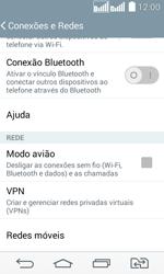 LG D295 G2 Lite - Internet (APN) - Como configurar a internet do seu aparelho (APN Nextel) - Etapa 8
