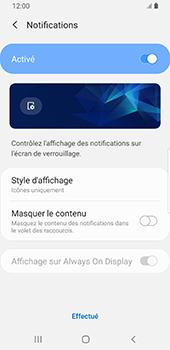 Samsung Galaxy S9 Android Pie - Sécurité - activéz le code PIN de l'appareil - Étape 11