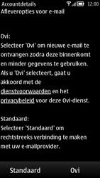 Nokia 700 - E-mail - Handmatig instellen - Stap 12