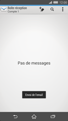 Sony Xperia Z2 - E-mails - Envoyer un e-mail - Étape 16