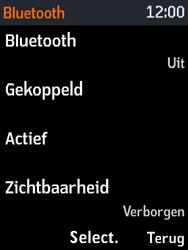 Nokia 3310 3G (TA-1022) - Bluetooth - Aanzetten - Stap 5
