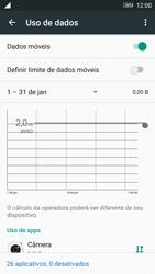 Lenovo Vibe K6 - Rede móvel - Como ativar e desativar uma rede de dados - Etapa 5