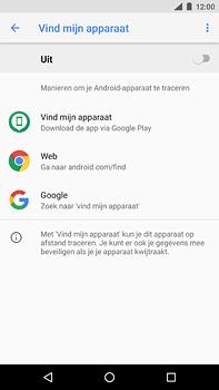 Nokia 6.1 - Beveiliging en privacy - zoek mijn mobiel activeren - Stap 7