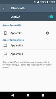 Sony Xperia XA1 Plus - WiFi et Bluetooth - Jumeler votre téléphone avec un accessoire bluetooth - Étape 8