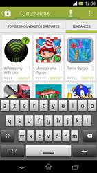 Sony Xpéria Z - Applications - Télécharger une application - Étape 14