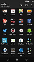 HTC Desire 610 - Contact, Appels, SMS/MMS - Ajouter un contact - Étape 3