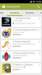 Sony Xperia J - Aplicaciones - Descargar aplicaciones - Paso 8