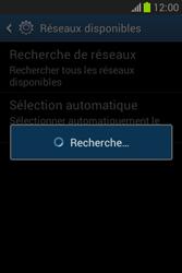 Samsung S6790 Galaxy Fame Lite - Réseau - Utilisation à l