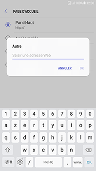 Samsung Galaxy J7 (2017) - Internet - Configuration manuelle - Étape 28