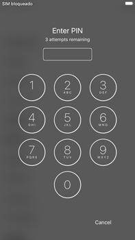 Apple iPhone 7 Plus - Primeiros passos - Como ligar o telemóvel pela primeira vez -  5