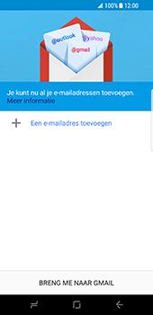 Samsung Galaxy S8 - E-mail - Handmatig instellen (gmail) - Stap 6