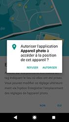 Sony Xperia XA2 - Photos, vidéos, musique - Prendre une photo - Étape 5