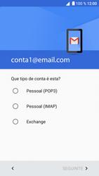 BQ Aquaris U - Email - Configurar a conta de Email -  11