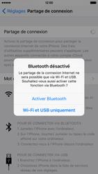 Apple iPhone 6s - Internet et connexion - Utiliser le mode modem par USB - Étape 6
