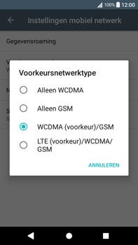 Sony Xperia L2 - 4G instellen  - Toestel instellen voor 4G - Stap 7