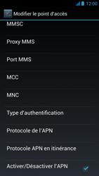Acer Liquid E2 - Internet - Configuration manuelle - Étape 18