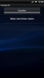 Sony Ericsson LT15i Xperia Arc - E-mail - hoe te versturen - Stap 12