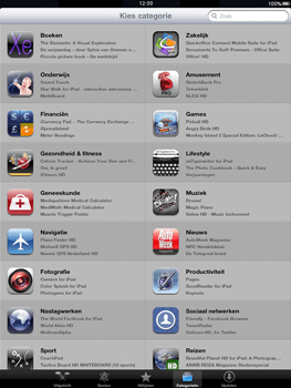 Apple The New iPad - Applicaties - Downloaden - Stap 10