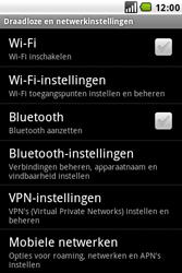 LG GW620 - Internet - aan- of uitzetten - Stap 5