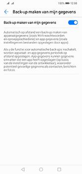 Huawei Y7 (2019) - Data - maak een back-up met je account - Stap 7