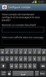 Samsung Galaxy Express - E-mails - Ajouter ou modifier un compte e-mail - Étape 18